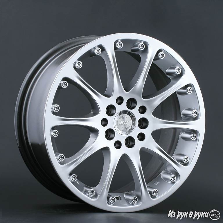 Диск литой Racing Wheels Classic H-289 6.5x15/5*110 D73.1 ET40 HS HP