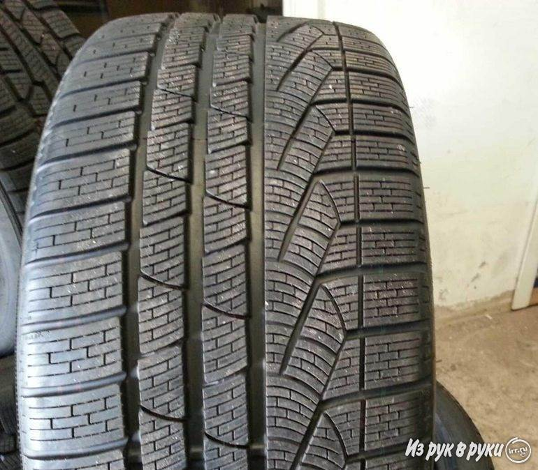 Шины Pirelli Winter Sottozero 2 245/45/19 бу