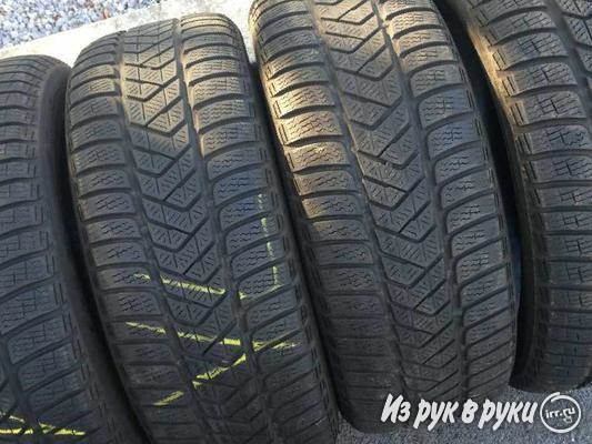 Шины Pirelli Winter Sottozero 3 275/35/21 бу